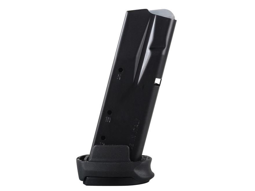 Sig Sauer Magazine Sig Sauer P250 Subcompact 357 Sig 13-Round with X-Grip Extension Sleeve Steel Matte