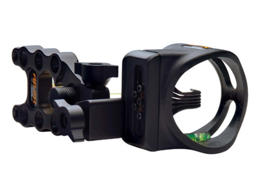 Apex Gear Accu-Strike Pro 5 Light Bow Sight
