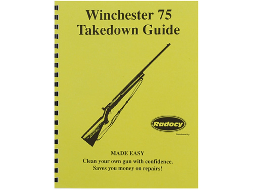 "Radocy Takedown Guide ""Winchester 75"""