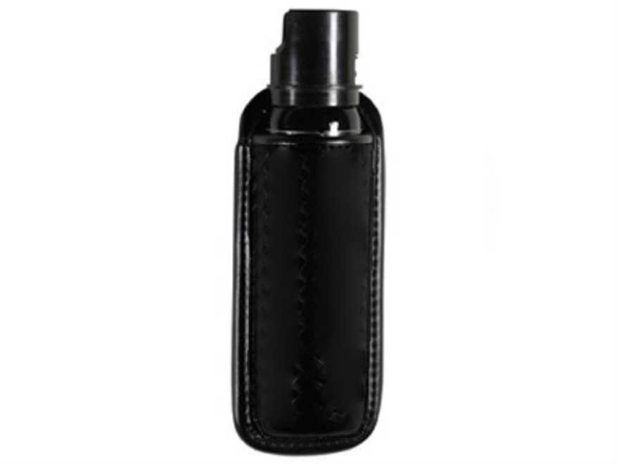 """Bianchi 7908 AccuMold Elite  Pepper Spray Pouch Open Top MKIV Canisters 7-1/4"""" Trilamin..."""