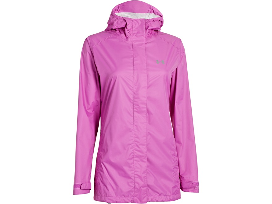 Under Armour Women's UA Stormfront Waterproof Jacket Polyester