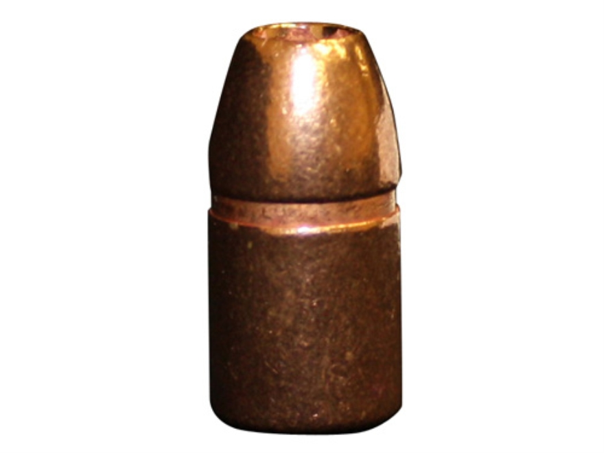 Copper Only Projectiles (C.O.P.) Solid Copper Bullets 357 Sig (355 Diameter) 125 Grain Hollow Point Lead-Free Box of 50