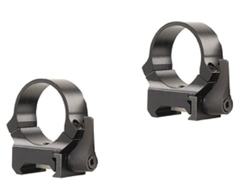 Leupold QRW Quick-Release Weaver-Style Rings