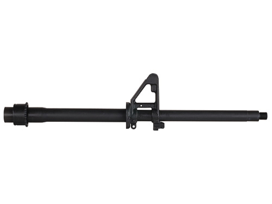 "DoubleStar Barrel AR-15 223 Remington Heavy Contour 1 in 9"" Twist 16"" Chrome Lined Chrome Moly Matte with Front Sight"