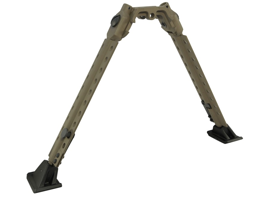 Barrett M107A1 Lightweight Bipod Assembly Steel Flat Dark Earth