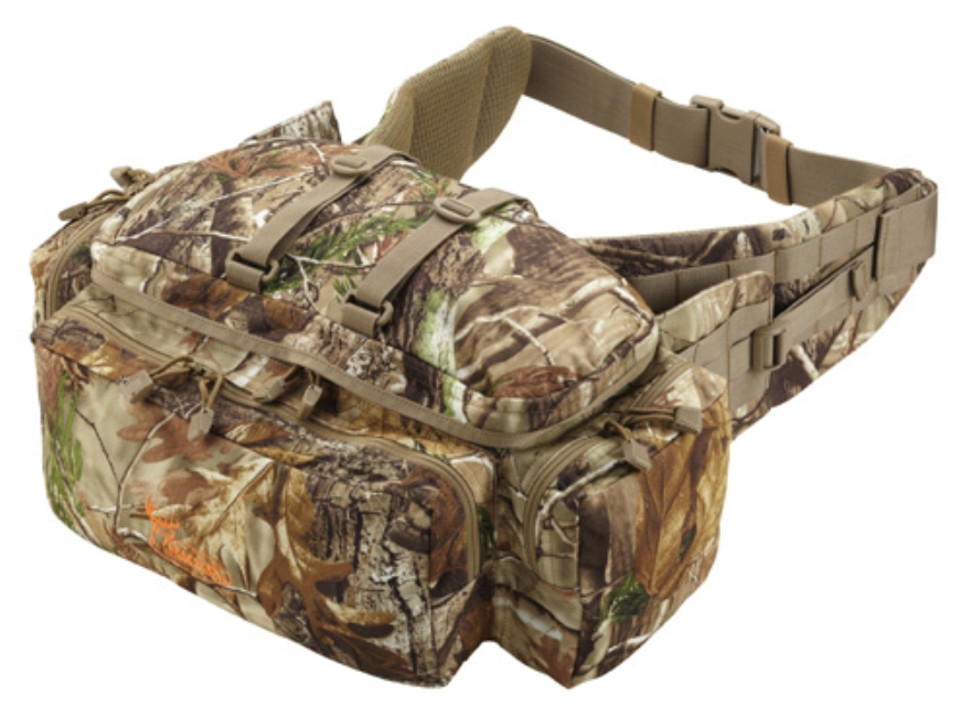 Buck Commander BlackOak Fanny Pack Polyester Realtree AP Camo