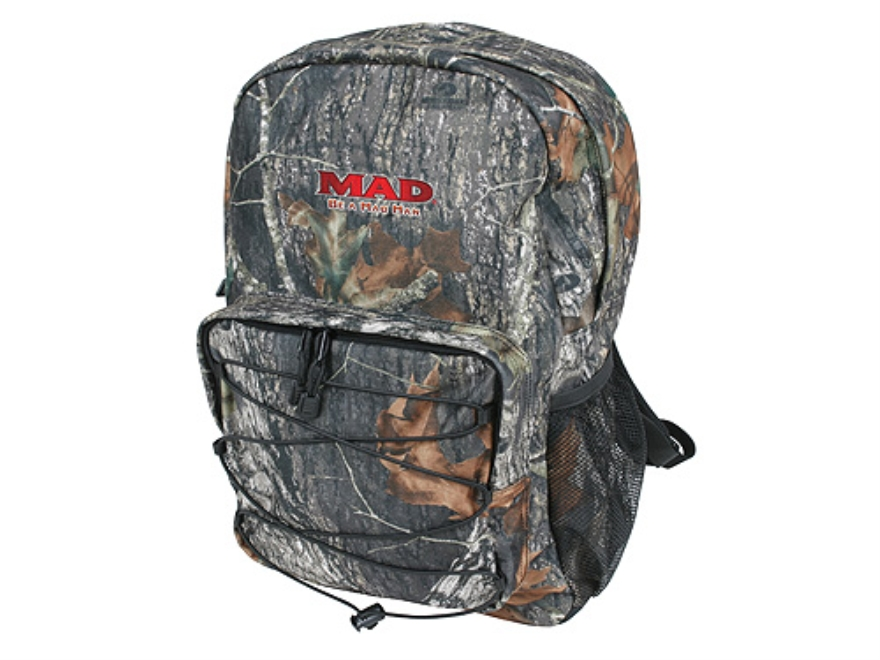 M.A.D. Backpack Polyester Mossy Oak Break-Up Camo