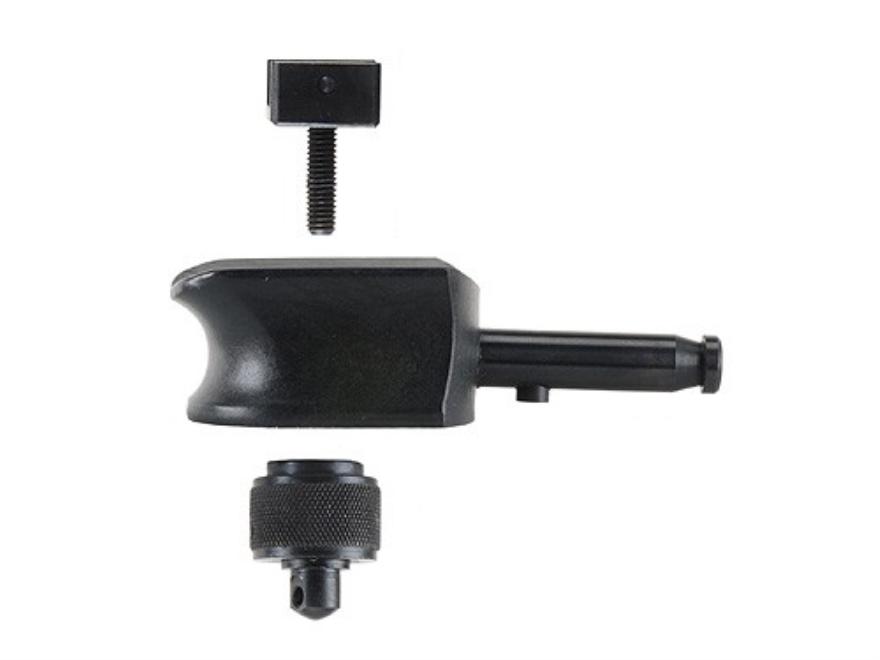 Versa-Pod Bipod Universal Mounting Adapter Black