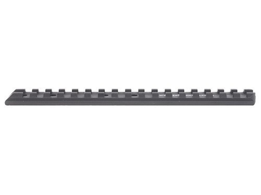 PRI 1-Piece Picatinny-Style Base Remington 870, 1100, 11-87 Matte