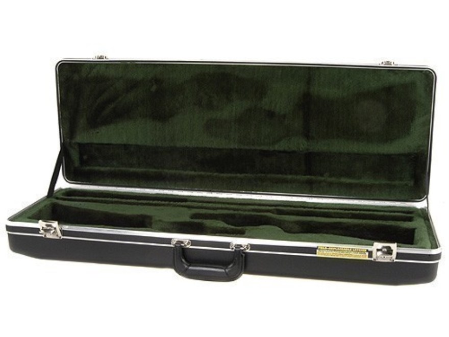 "SKB Takedown Gun Case for 2 Shotguns with Barrels up to 35"" Polymer Black"