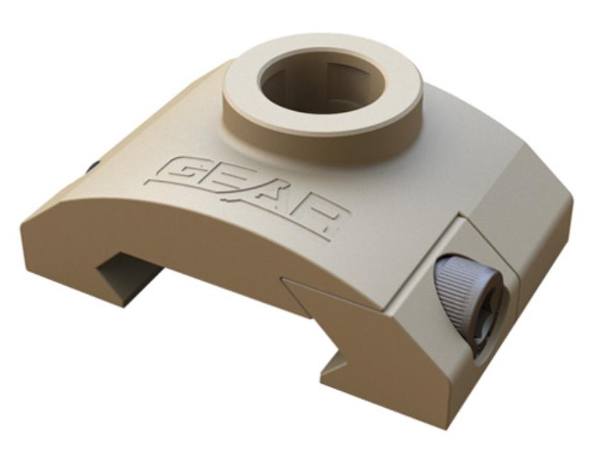 gear sector rail mount quick detach sling swivel socket. Black Bedroom Furniture Sets. Home Design Ideas