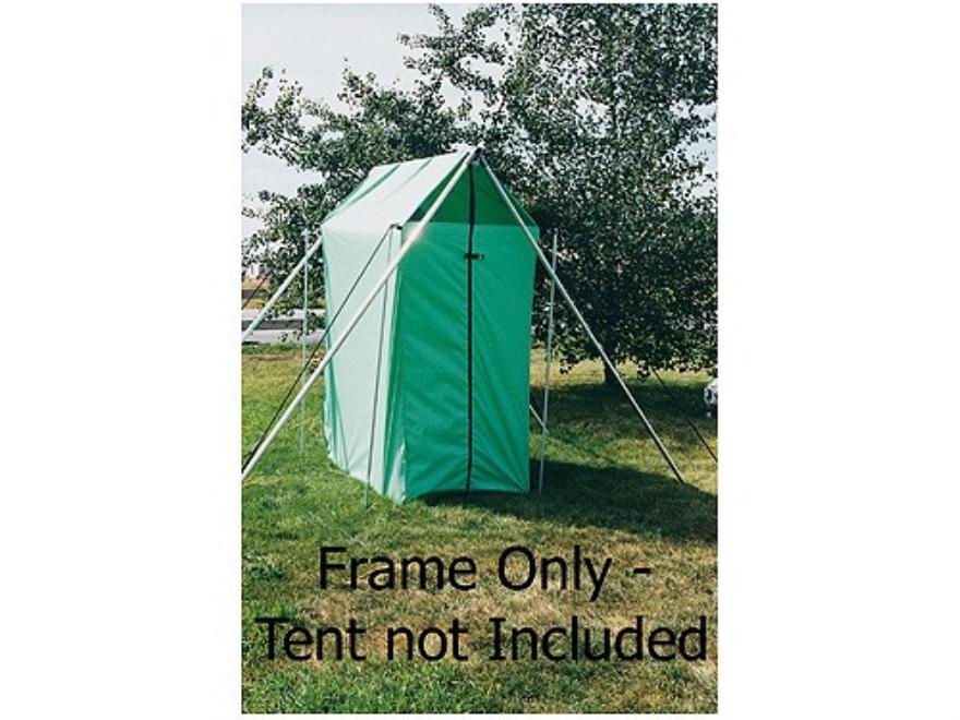 Montana Canvas Toilet/Shower Tent Frame Aluminum