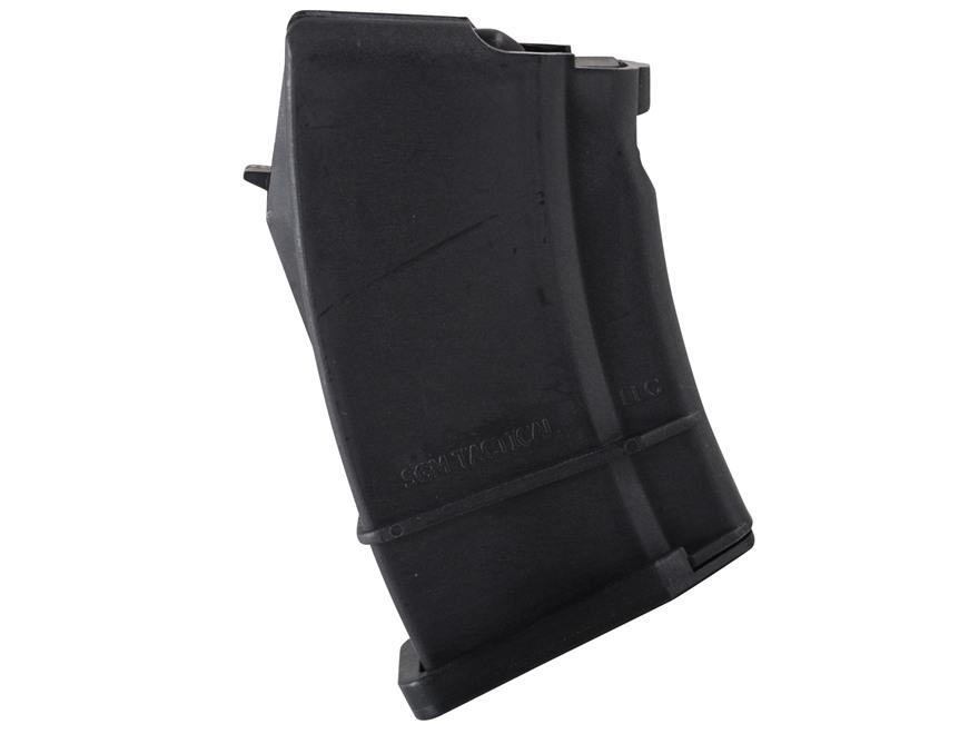 SGM Tactical Magazine Saiga 7.62x39mm Polymer Black