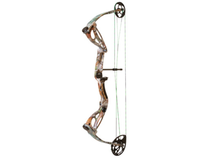 "Martin Exile Pro Compound Bow Package Right Hand 55-70 lb. 25""-30"" Draw Length Next Vista Camo"