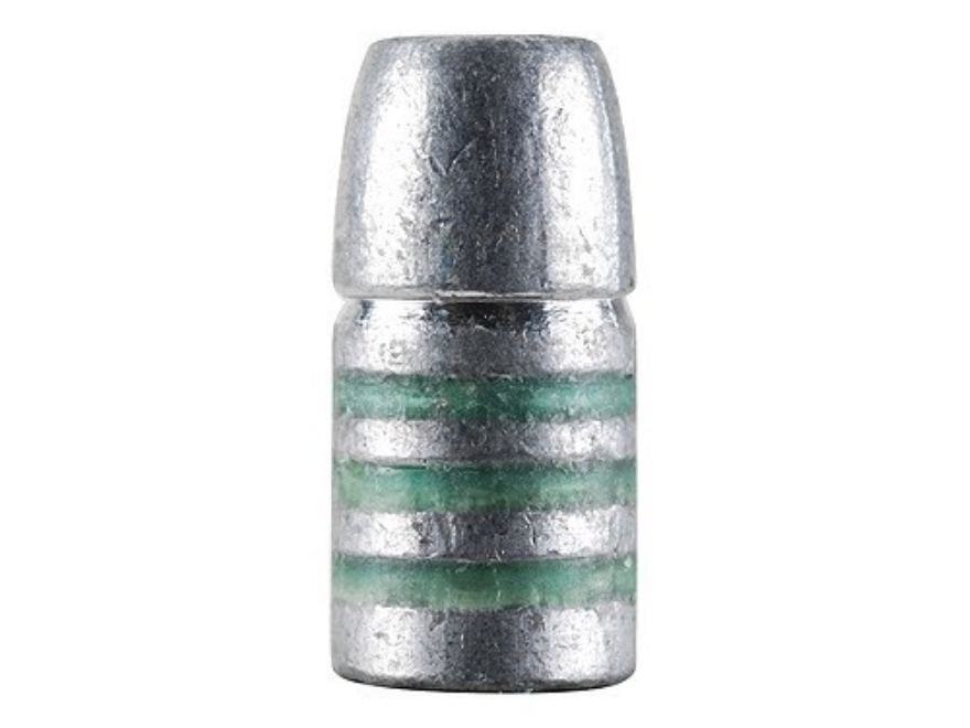 Hunters Supply Hard Cast Bullets 38 Caliber (357 Diameter) 190 Grain Lead Flat Nose