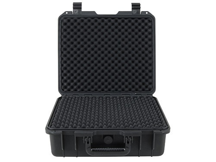 "CED Waterproof Pistol Case 17"" Black"