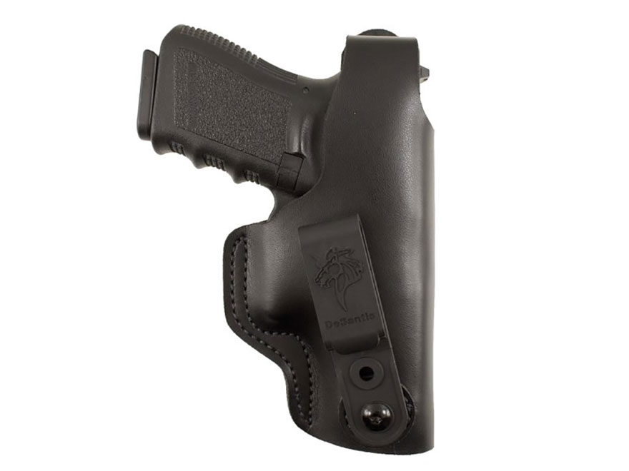 DeSantis Dual Carry II Inside/Outside the Waistband Holster Right Hand Glock 17, 22, SI...