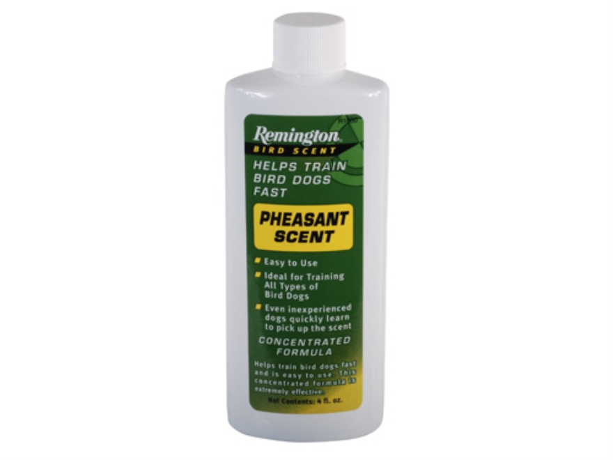 Remington Pheasant Dog Training Scent Liquid 4 oz