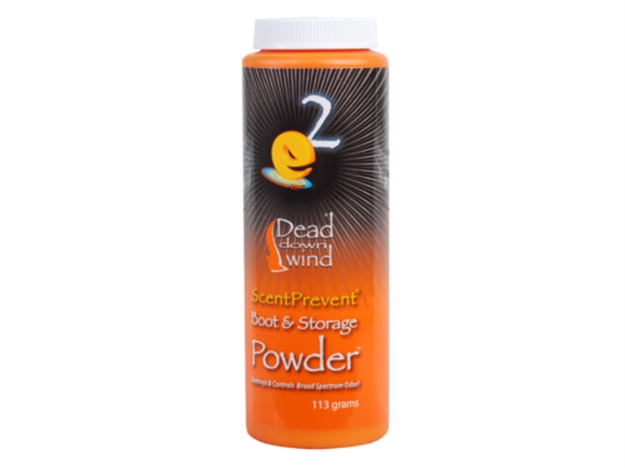 Dead Down Wind Scent Elimination Boot Powder 4 oz