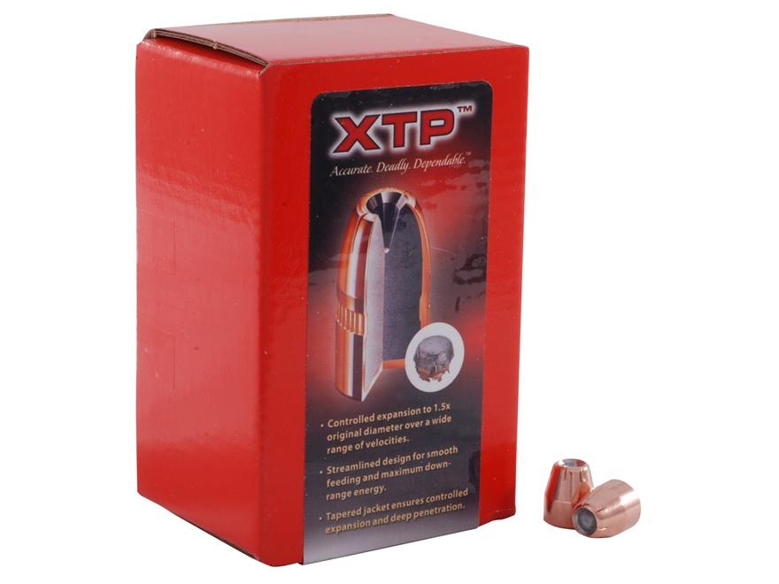 Hornady XTP Bullets 45 Caliber (451 Diameter) 185 Grain Jacketed Hollow Point Box of 100