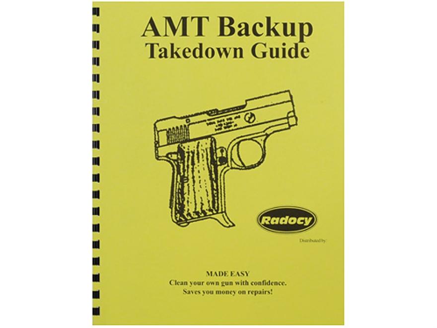 "Radocy Takedown Guide ""AMT Backup"""