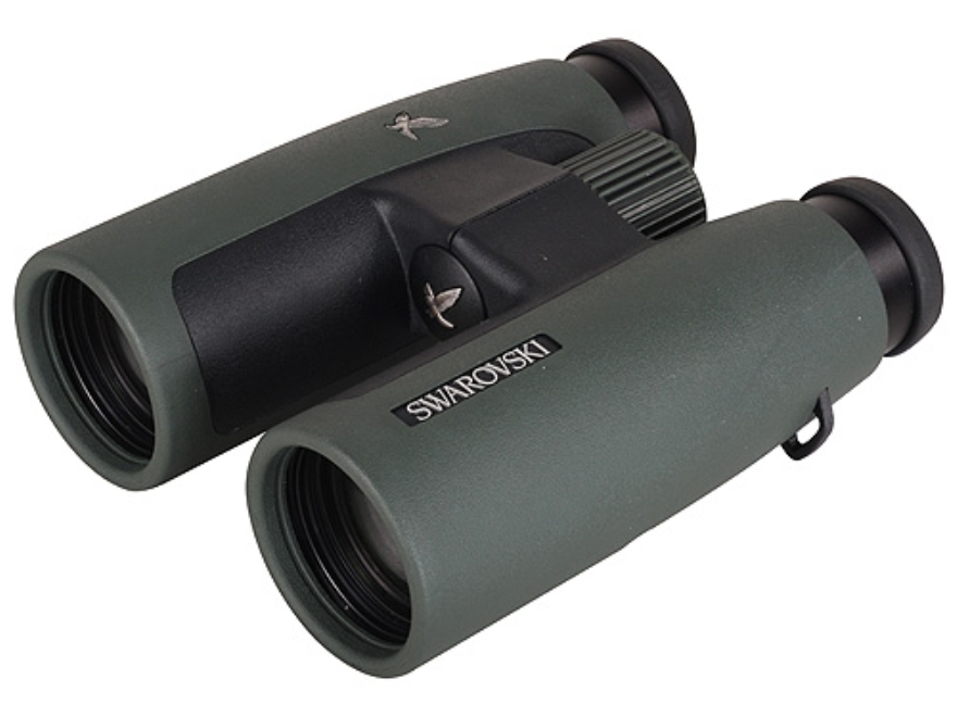 Swarovski SLC HD Binocular 10x 42mm Roof Prism Armored Green