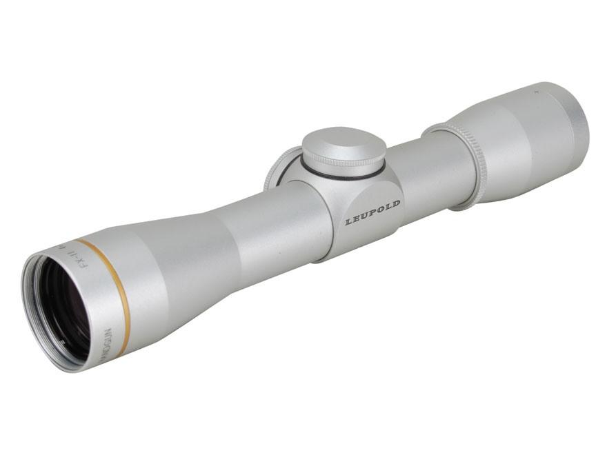 Leupold FX-II Pistol Scope 4x 28mm Duplex Reticle