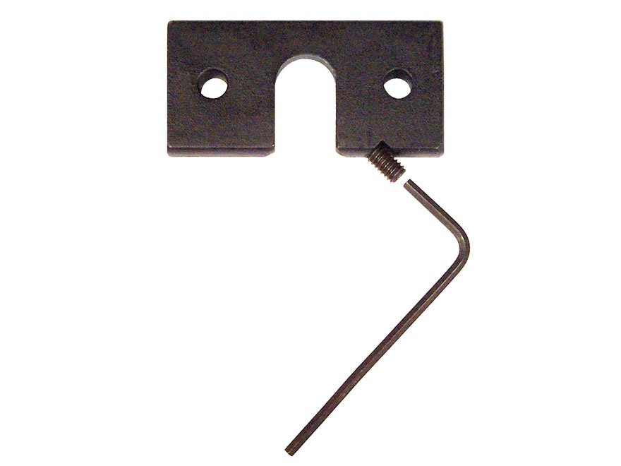 Forster Co-Ax Single Stage Press Shellholder Adapter Plate