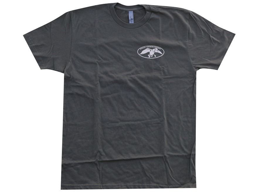 "Duck Commander Men's ""Fear God, Love Neighbor, Hunt Ducks"" Short Sleeve T-Shirt"