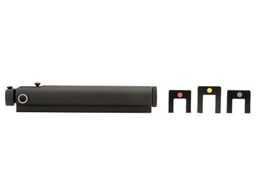 Vltor Receiver Extension Tube Collapsible Stock Adapter Mil-Spec Diameter 5-Position AK-47, AK-74 Stamped Receiver Aluminum Black