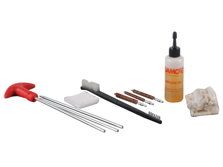 Gamo Airgun Cleaning Kit 177, 22, 25 Caliber