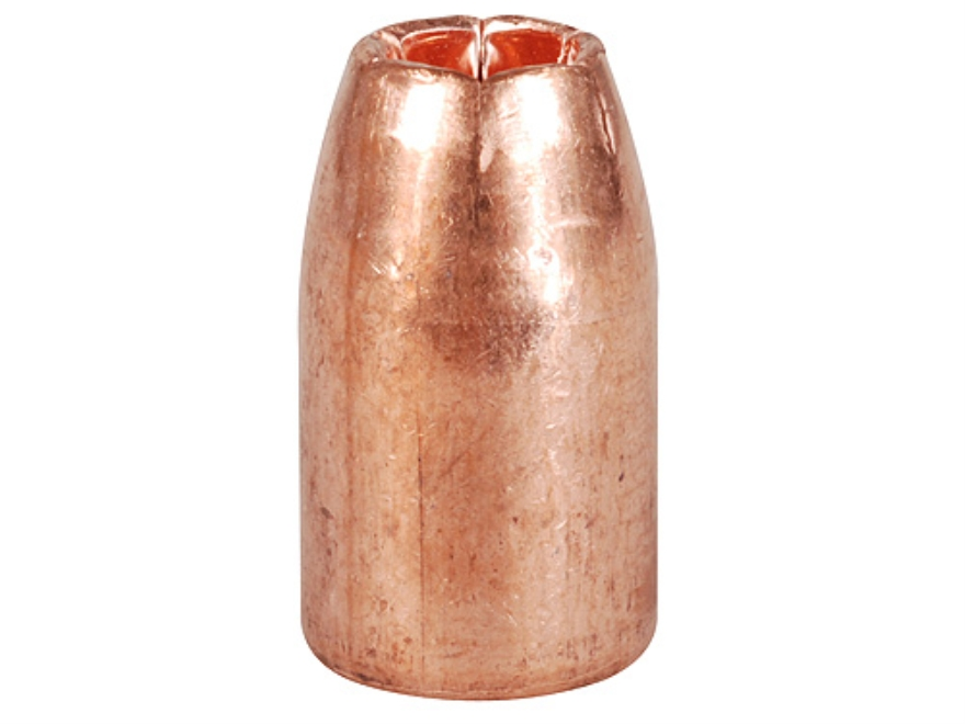 Copper Only Projectiles (C.O.P.) Solid Copper Bullets 40 S&W, 10mm Auto (400 Diameter) ...