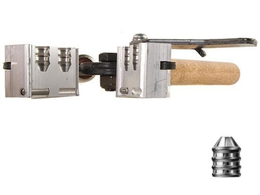 Lee 2-Cavity Bullet Mold 45-200-REAL 45 Caliber (467 Diameter) 200 Grain R.E.A.L.