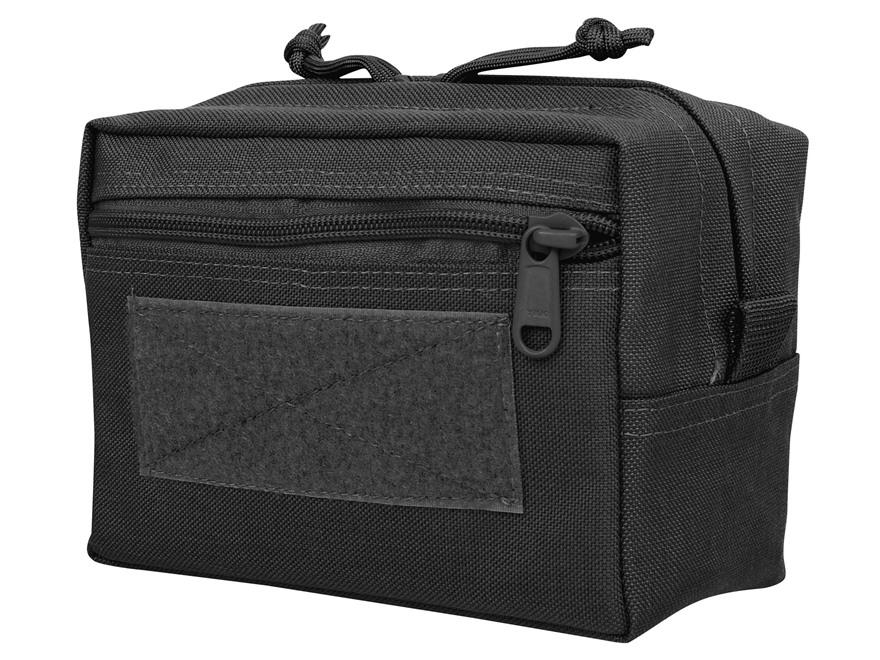 Maxpedition Horizontal General Purpose Pouch 5x7x4 Nylon Black