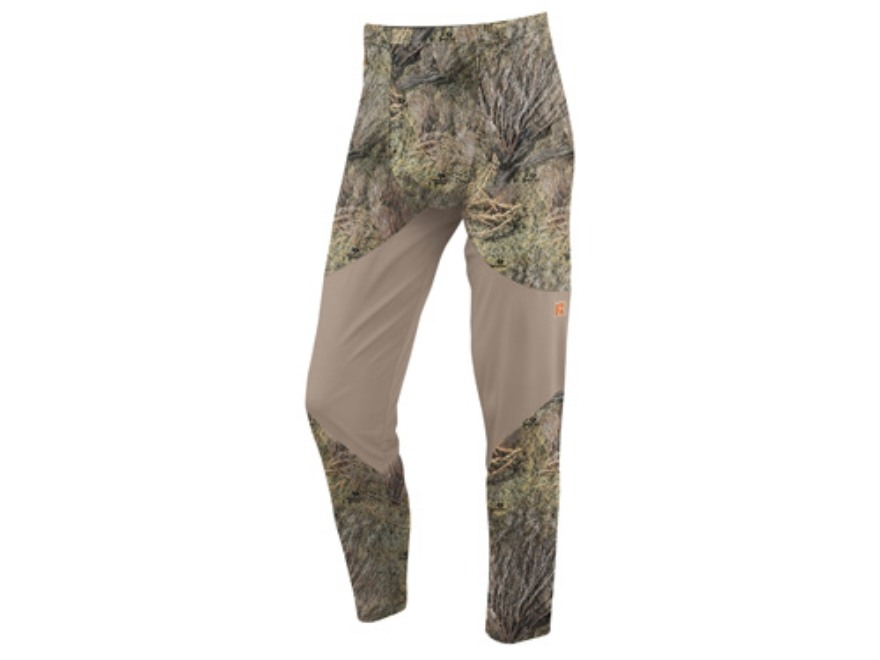"APX Men's L1 Alpine Base Layer Pants Polyester Mossy Oak Brush Camo XL 42-44 Waist 33"" Inseam"