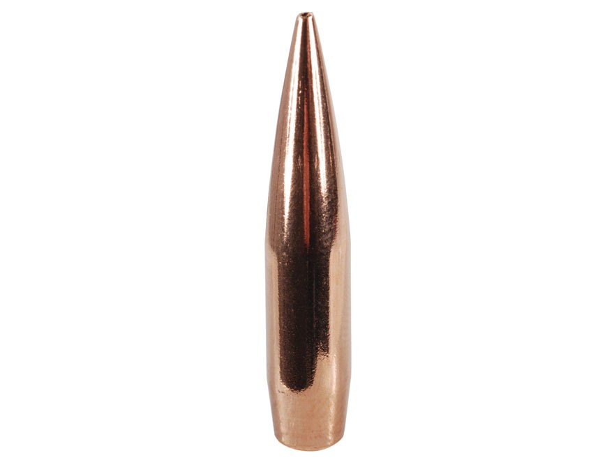 Berger Hunting Bullets 264 Caliber, 6.5mm (264 Diameter) 140 Grain VLD Hollow Point Boa...