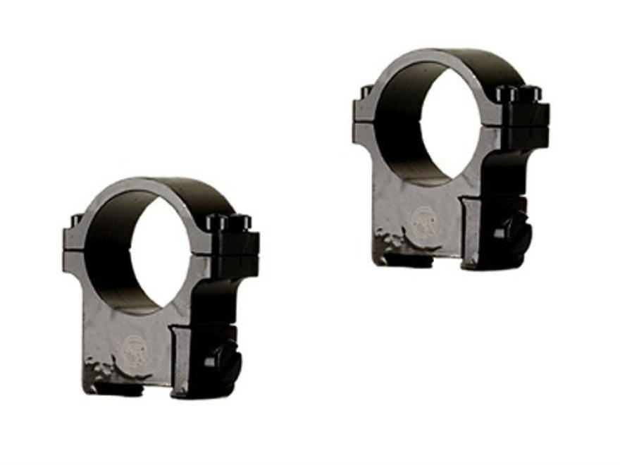 """CZ 1"""" Ring Mounts CZ 550 (19mm Dovetail) Gloss Medium"""