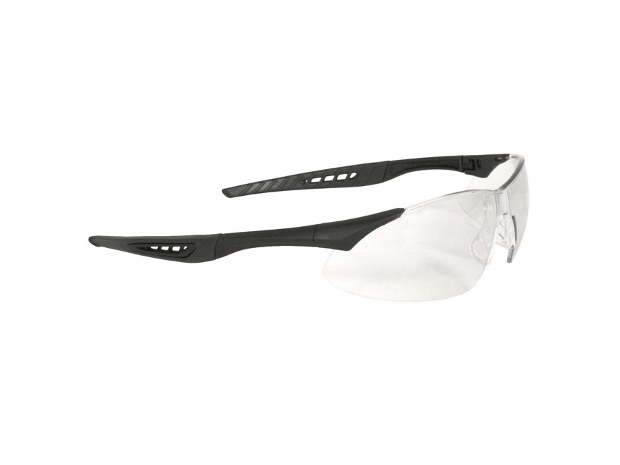 Radians Rock Anti-Fog Shooting Glasses Clear Lens