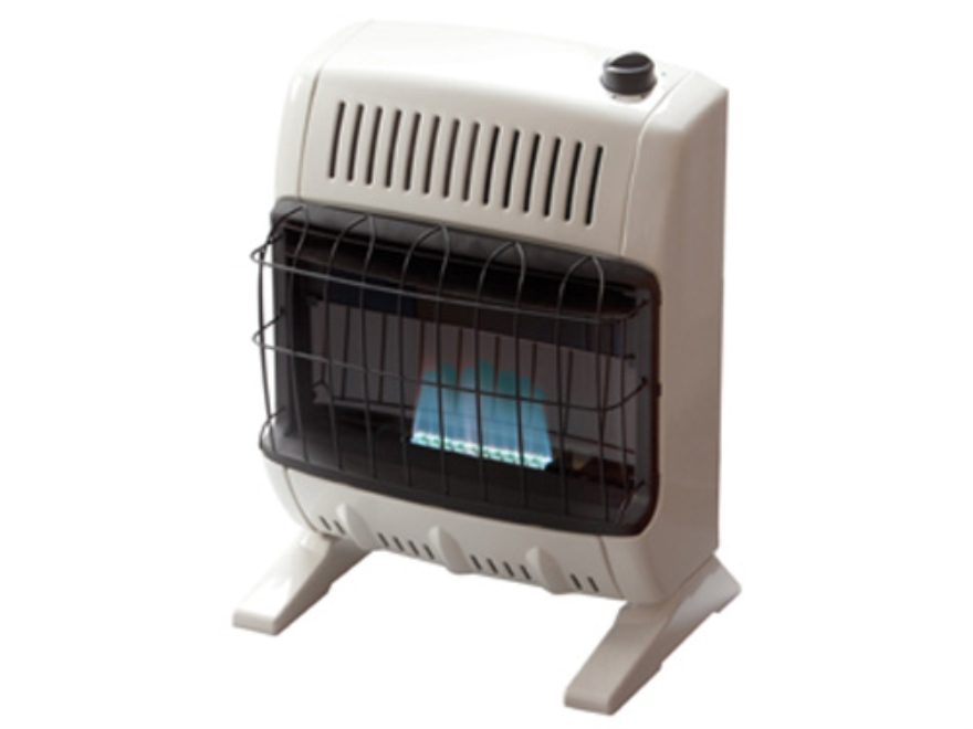 Mr. Heater Vent-Free Blue Flame Wall-Mount Heater