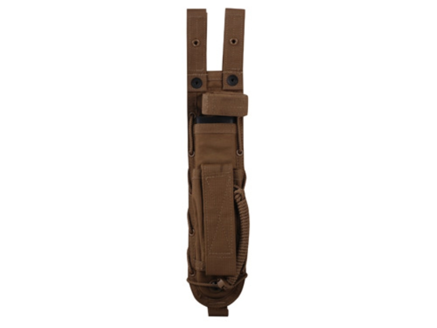 Spec.-Ops. Combat Master Long Knife Sheath Nylon and Kydex
