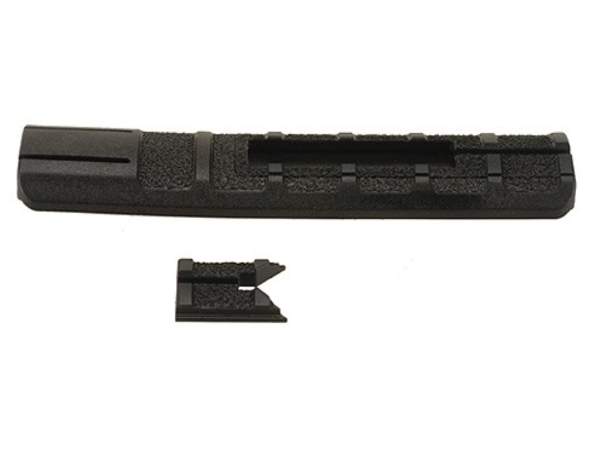 "TangoDown Full Profile Picatinny Rail Cover with Pressure Switch Pocket 6-1/8"" Polymer"