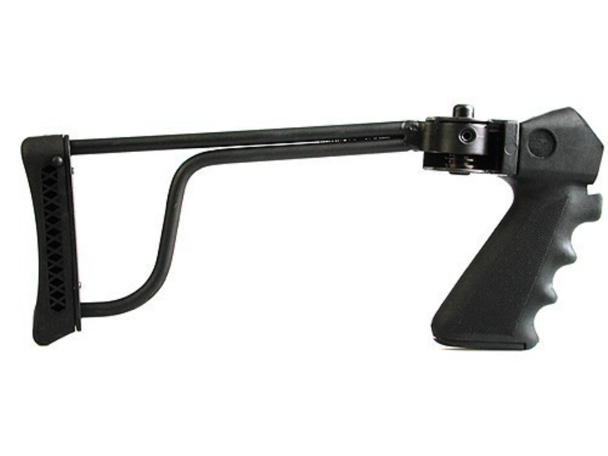 Butler Creek Protector Folding Shotgun Stock Mossberg 500/590 12 Gauge Black