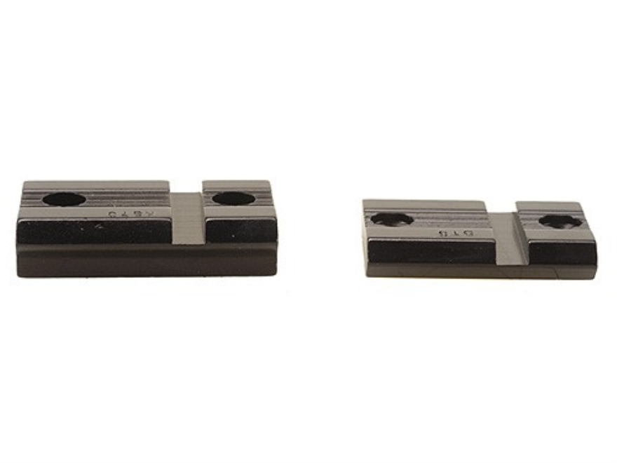 Ironsighter 2-Piece Weaver-Style Scope Base Winchester 70 Gloss