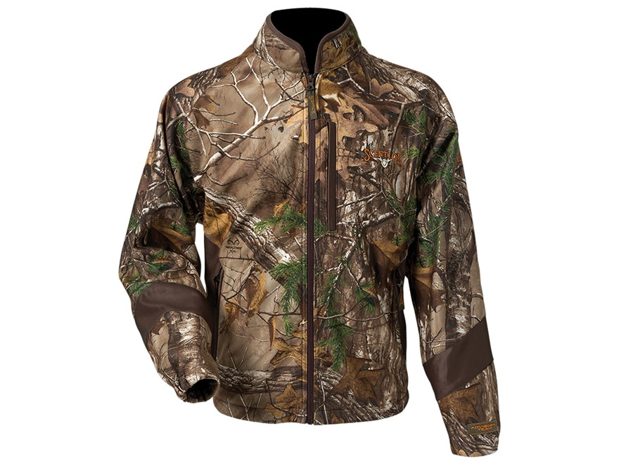 Scent-Lok Men's Scent Control Full Season Velocity Jacket Polyester