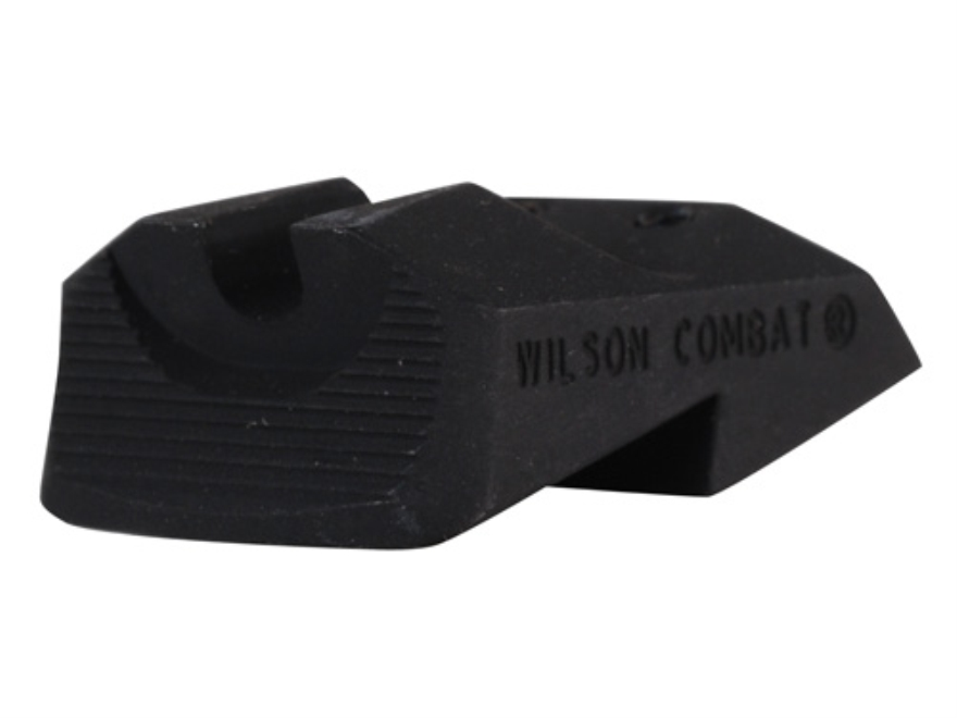 Wilson Combat Battlesight Rear Sight 1911 Novak Cut Steel Black