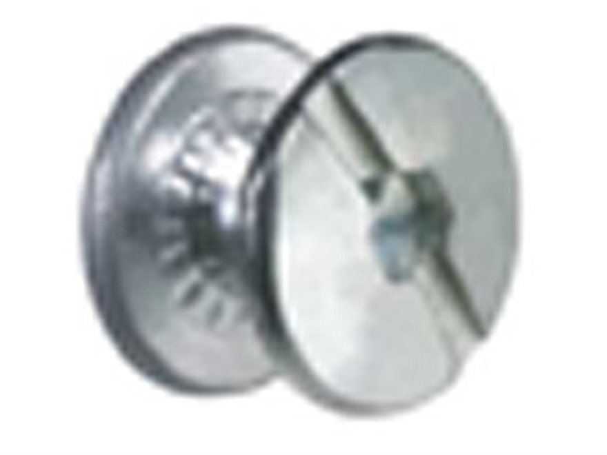 The Outdoor Connection Chicago Screws Silver Package of 25
