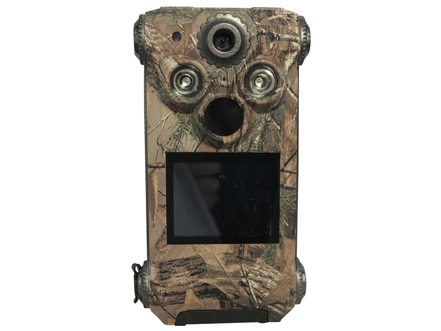 Wildgame Innovations Crush Fuze 12 Touchscreen Infrared Game Camera 12.0 Megapixel Realtree Xtra Camo
