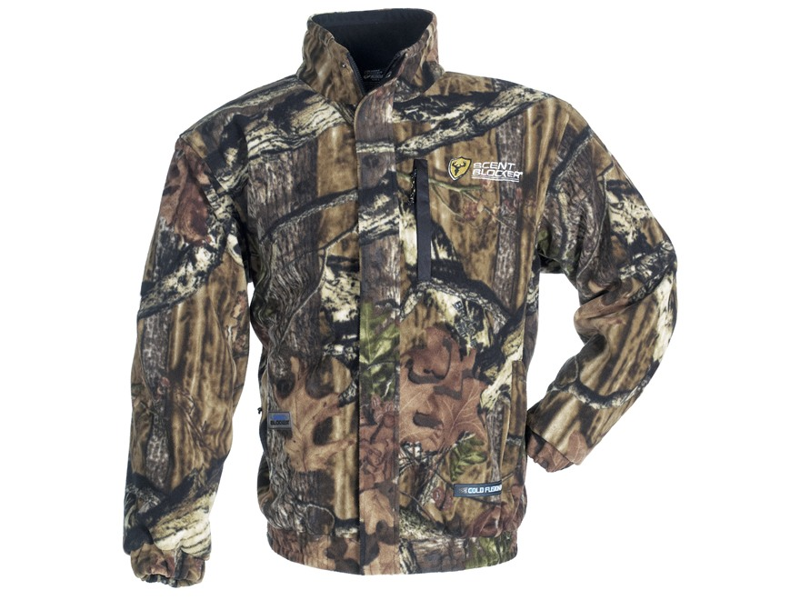 ScentBlocker Men's Scent Control Protec XT Fleece Jacket