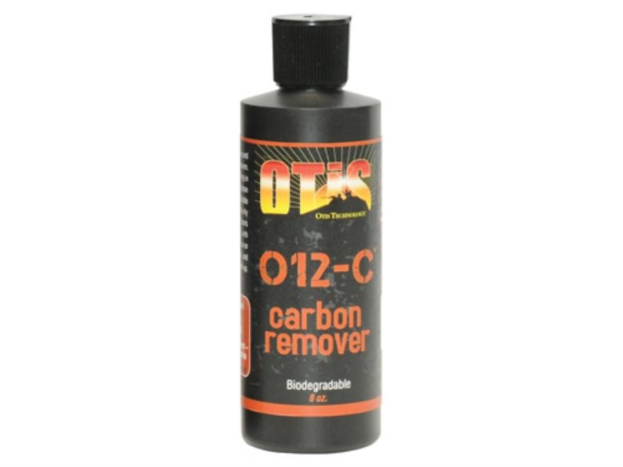 Otis O12-C Carbon Remover 8 oz Liquid