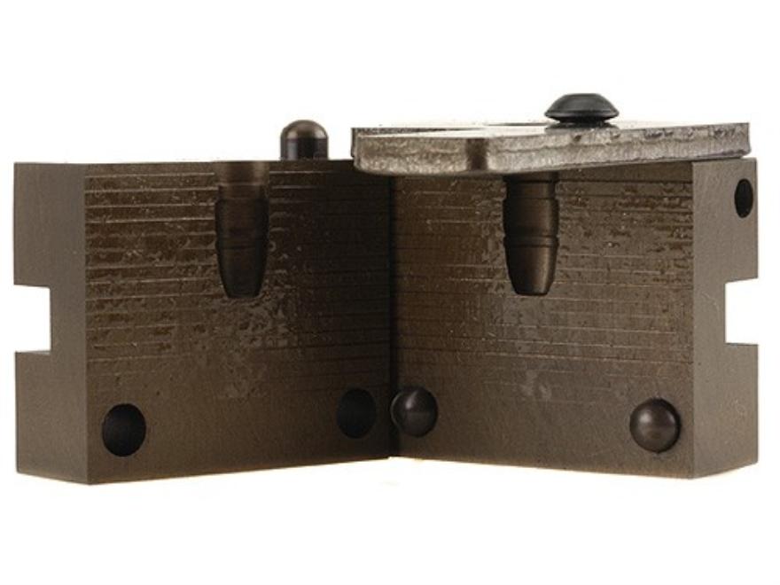 Saeco 1-Cavity Magnum Bullet Mold #322 32-20 WCF (313 Diameter) 118 Grain Flat Nose